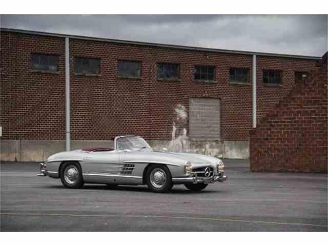 1957 Mercedes-Benz 300SL | 940634