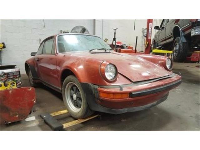 1977 Porsche 930 Turbo | 940635