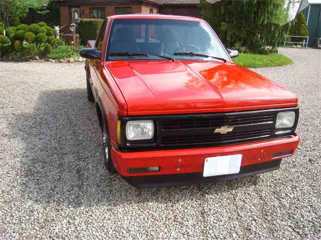 1987 Chevrolet S10 | 946352