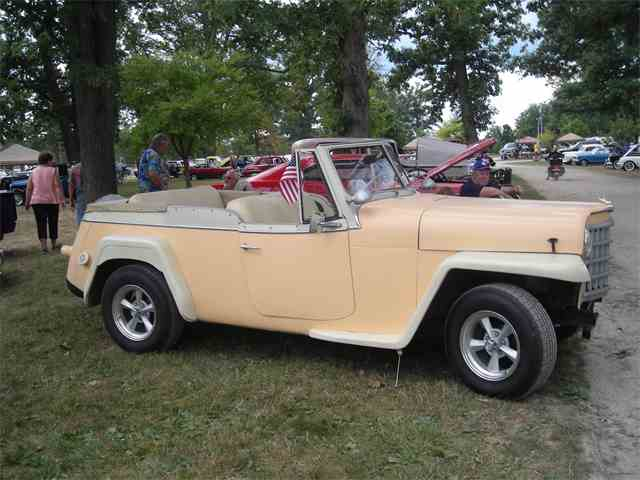 1950 Willys Jeepster | 946357