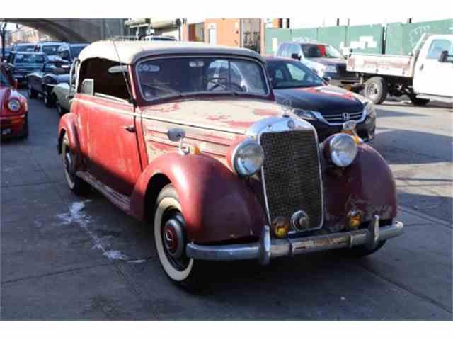 1950 Mercedes-Benz 170DS | 940636