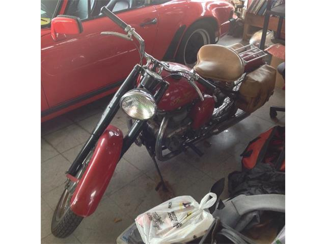1949 INDIAN MOTORCYCLE CO. MOTORCYCLE | 946392