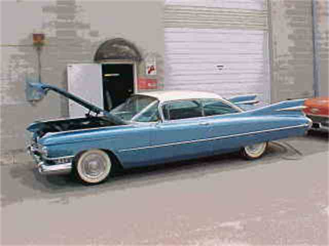 1959 Cadillac Coupe DeVille | 940064