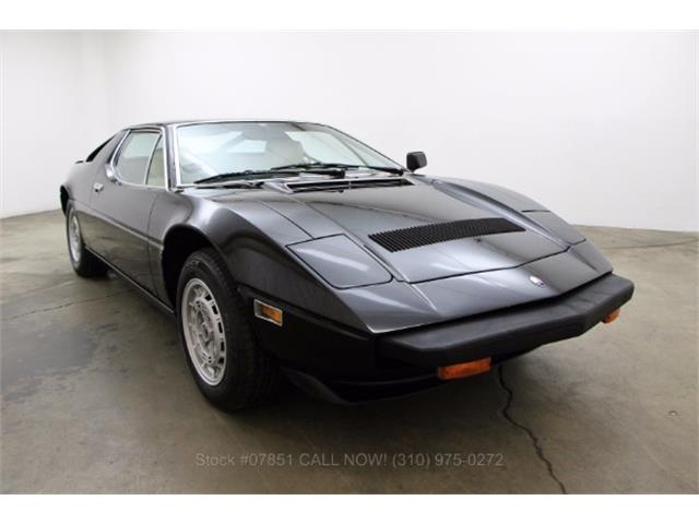 1980 Maserati Merak SS | 940640