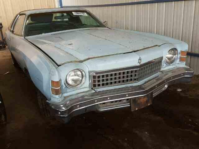 1974 Chevrolet Monte Carlo | 946413