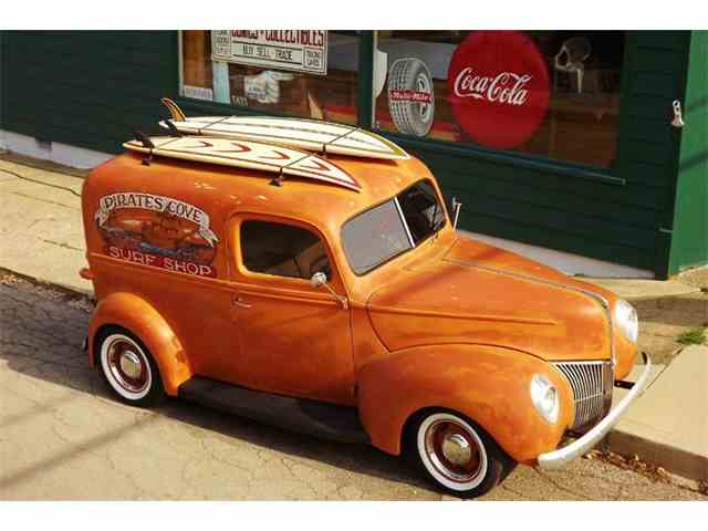 1940 Ford CUSTOM delivery | 940645