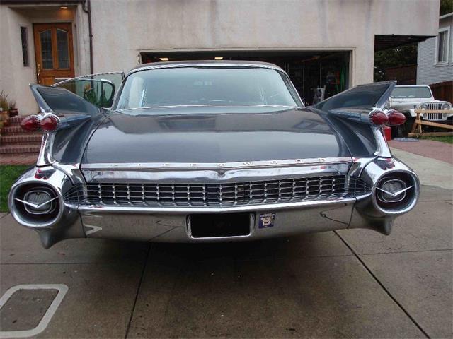1959 Cadillac Fleetwood | 940065