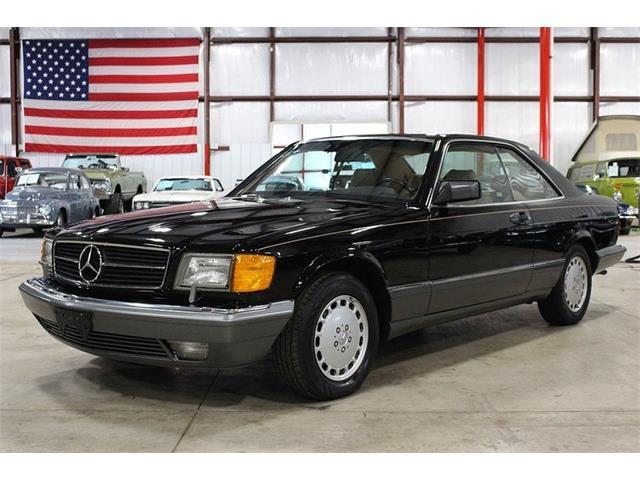 1990 Mercedes-Benz 560SEC | 940651