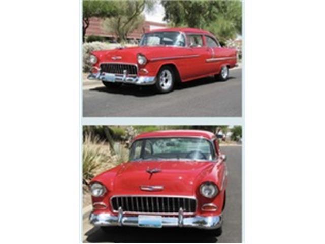 1955 Chevrolet Bel Air | 940066
