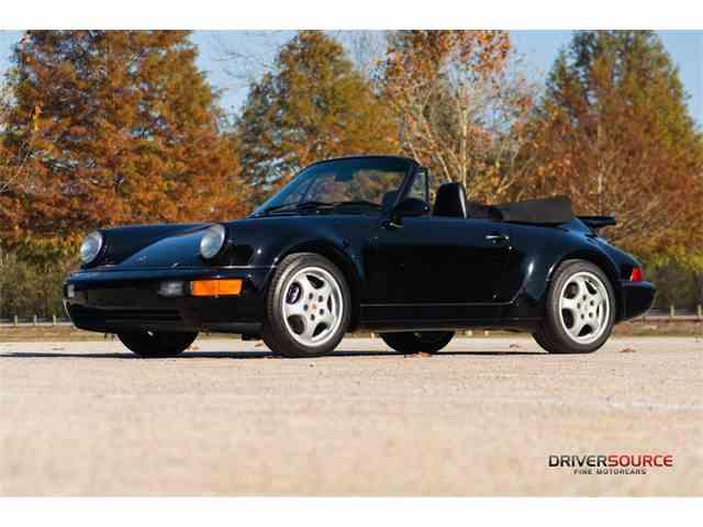 1992 Porsche America Roadster | 946627
