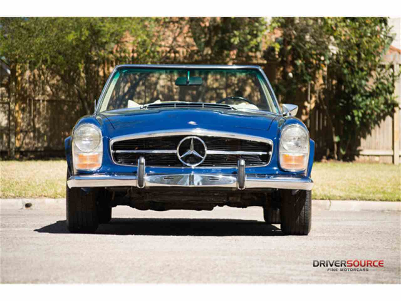 1969 mercedes benz 280sl for sale cc for Mercedes benz for sale houston