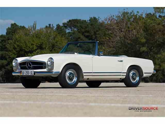 1968 Mercedes-Benz 250SL | 946634