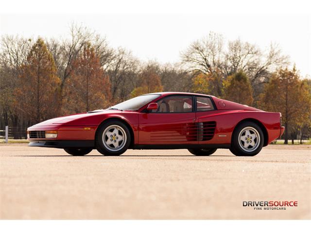 1991 Ferrari Testarossa   946635
