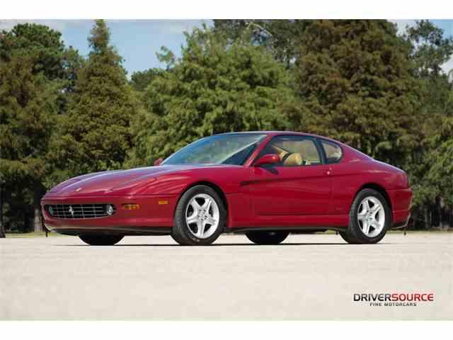 1999 Ferrari 456 | 946642