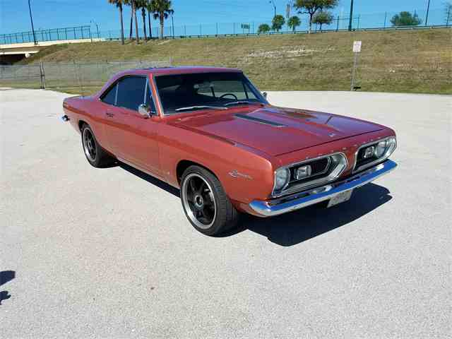 1967 Plymouth Barracuda | 946644
