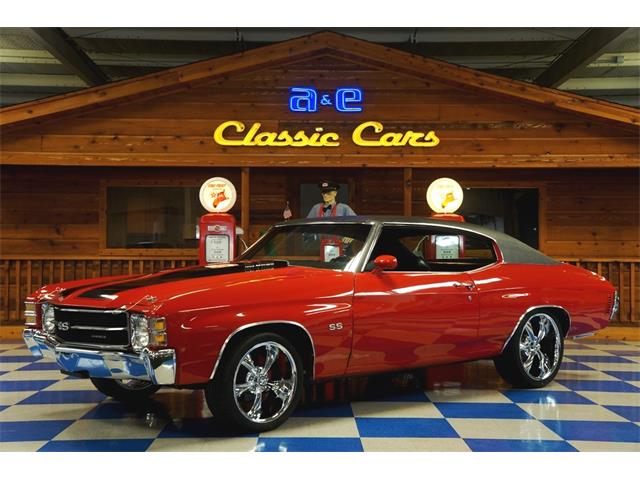 1971 Chevrolet Chevelle | 946645