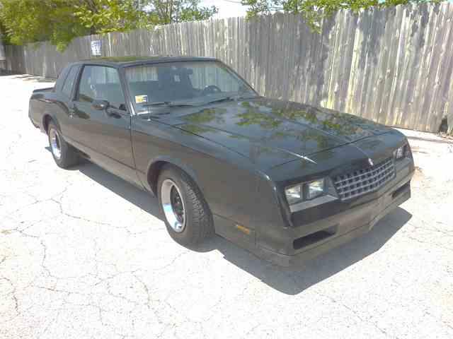 1985 Chevrolet Monte Carlo | 946647