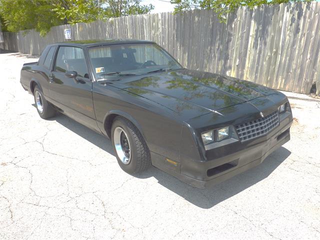 1985 Chevrolet Monte Carlo   946647