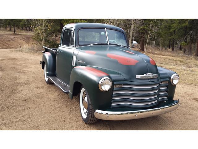 1951 Chevrolet 3100 | 946649