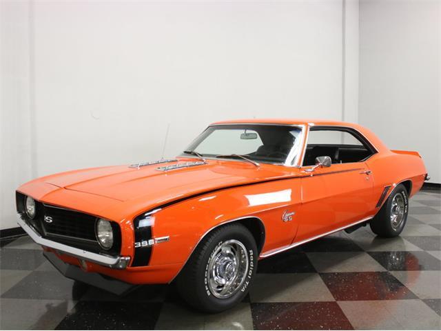 1969 Chevrolet Camaro SS | 946662