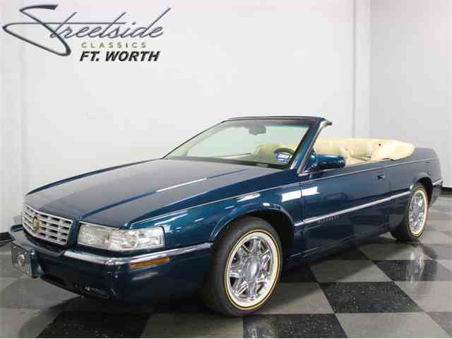 1995 Cadillac Eldorado Convertible Coach Builder's Limited | 946663
