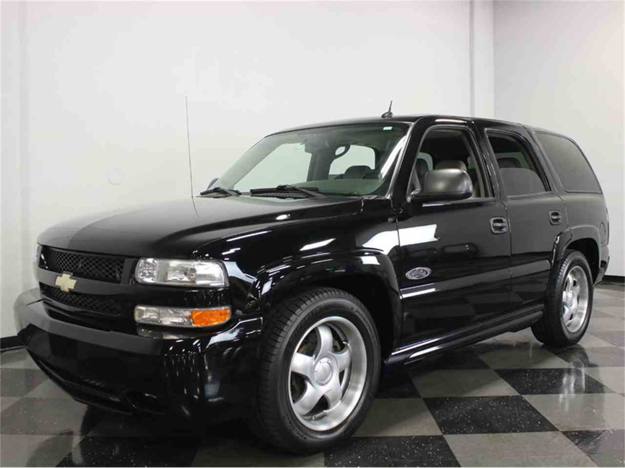 2004 Chevrolet Tahoe Joe Gibbs Limited Edition for Sale | ClassicCars.com | CC-946667
