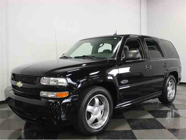 2004 Chevrolet Tahoe Joe Gibbs Limited Edition | 946667