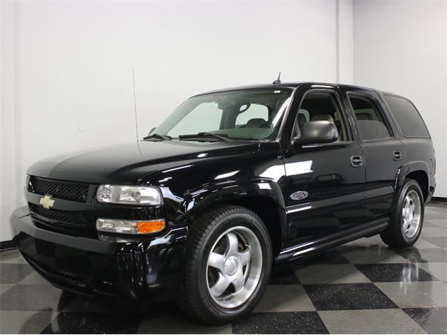 2004 Chevrolet Tahoe Joe Gibbs Limited Edition | 946667