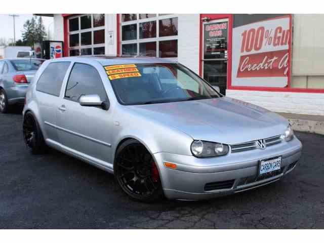 2001 Volkswagen GTI | 946671
