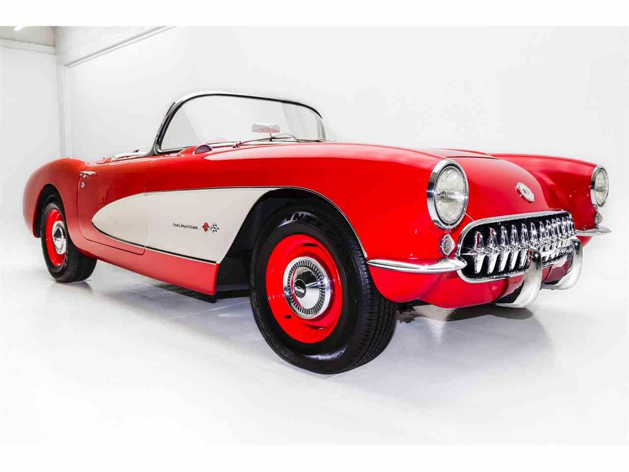 1957 Chevrolet Corvette for Sale - CC-946674