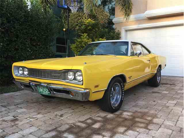 1969 Dodge Coronet | 946680