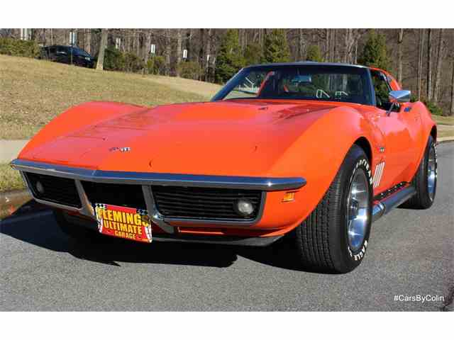 1969 Chevrolet Corvette 427cid/390hp | 946699