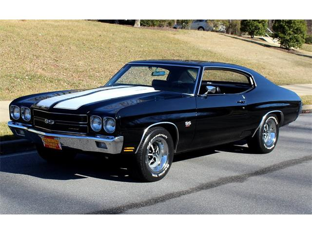1970 Chevrolet Chevelle LS6 SS454 | 946703