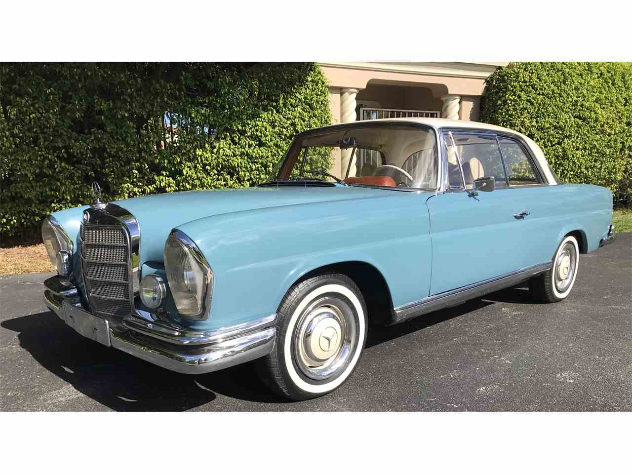 1967 mercedes benz 250se for sale cc for Palm beach mercedes benz