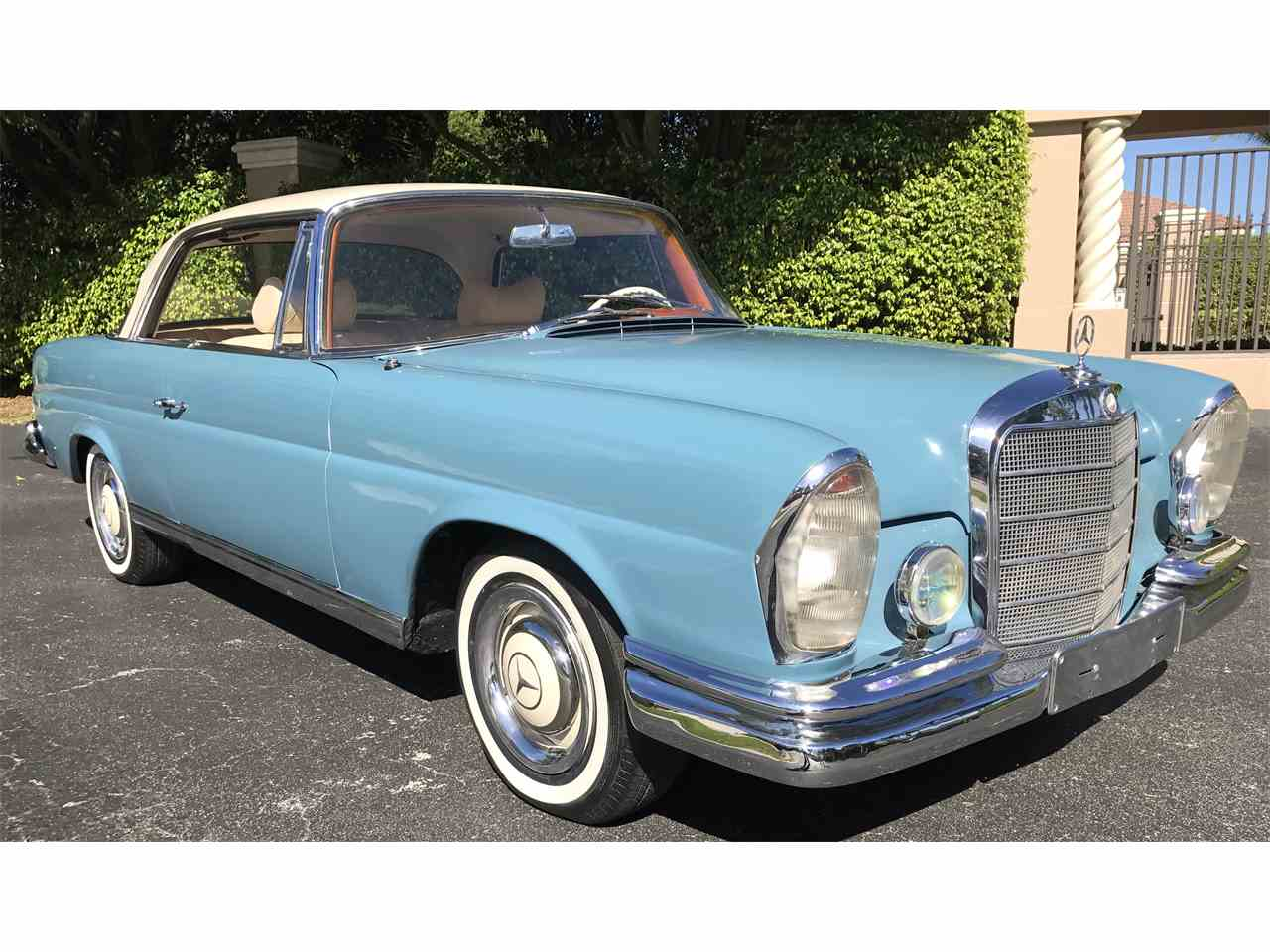 1967 mercedes benz 250se for sale cc for Mercedes benz for sale in florida