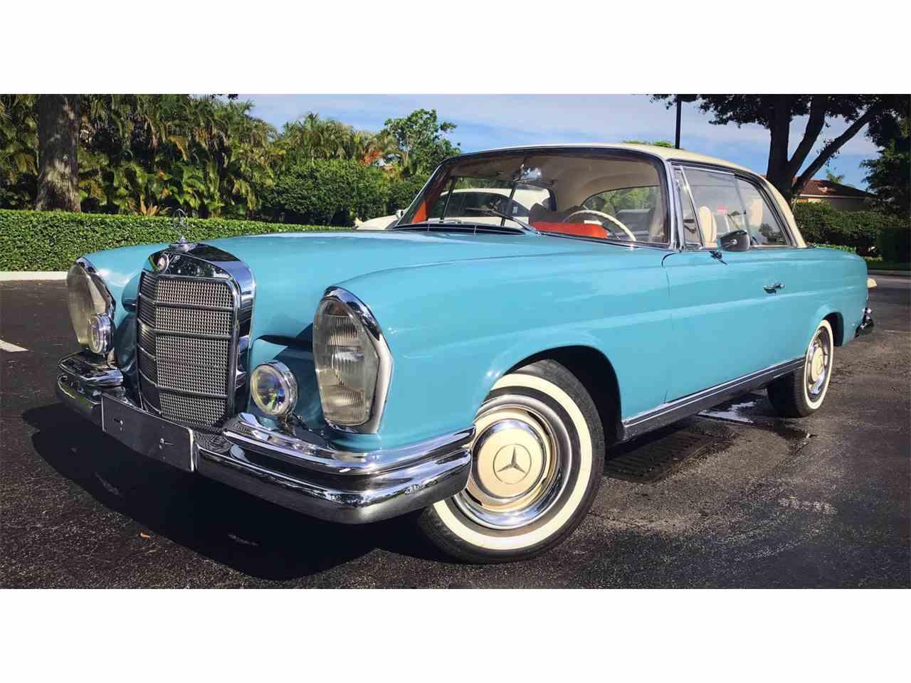 1967 Mercedes-Benz 250SE for Sale - CC-940672