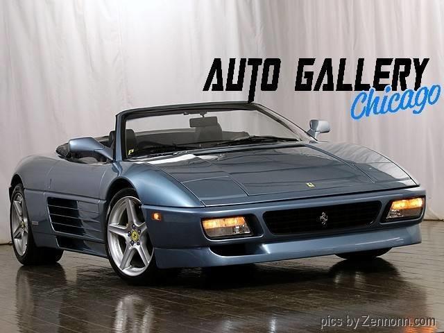 1994 Ferrari 348 Spider   946720
