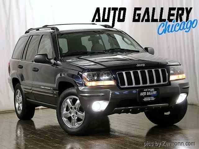2004 Jeep Grand Cherokee | 946723