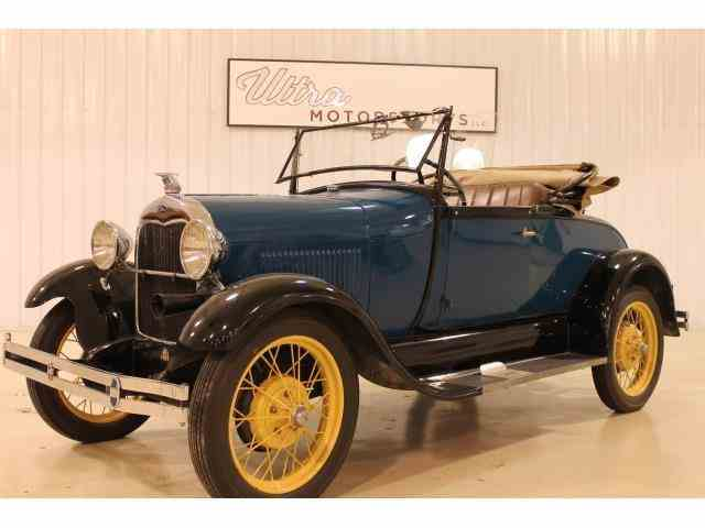 1929 Ford Model A Roadster | 946728