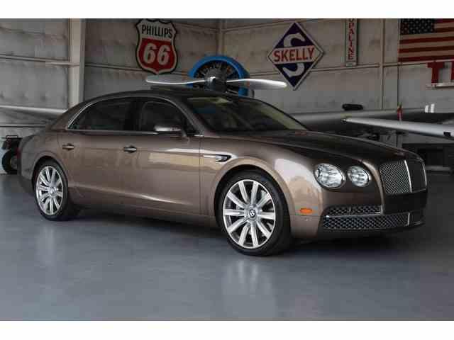 2014 Bentley Flying Spur   946734
