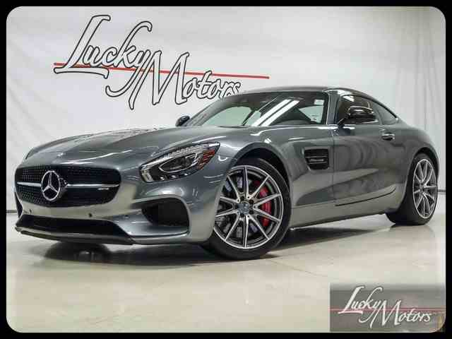 2016 Mercedes-Benz AMG   946737