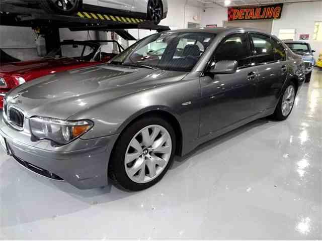 2004 BMW 7 Series   946769