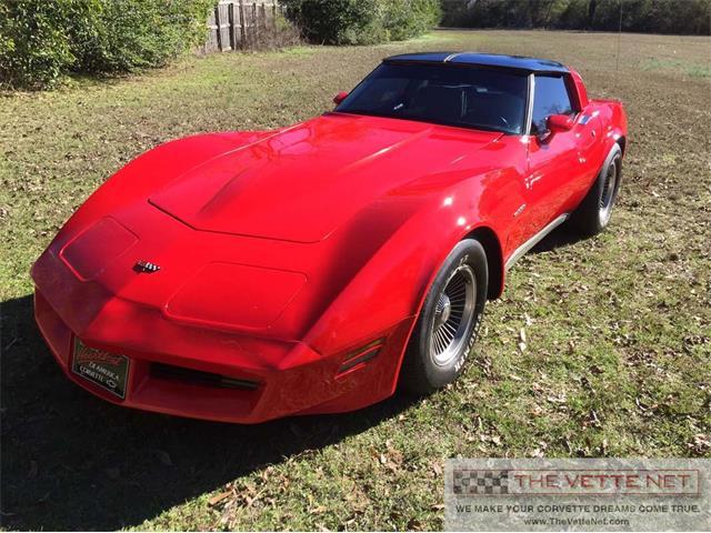 1982 Chevrolet Corvette | 940679