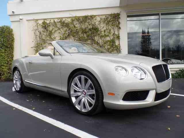 2013 Bentley Continental GTC V8 | 946798