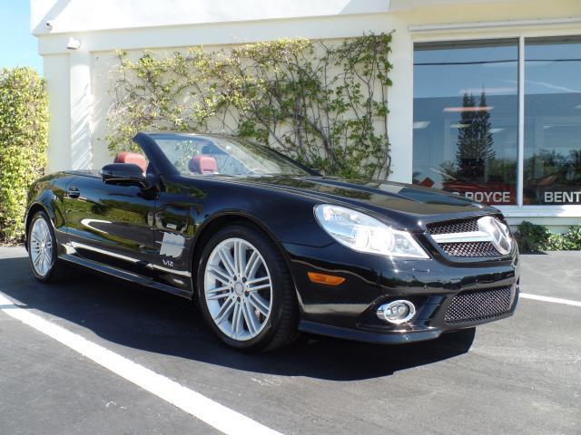 2009 Mercedes SL600 Renntech | 946801