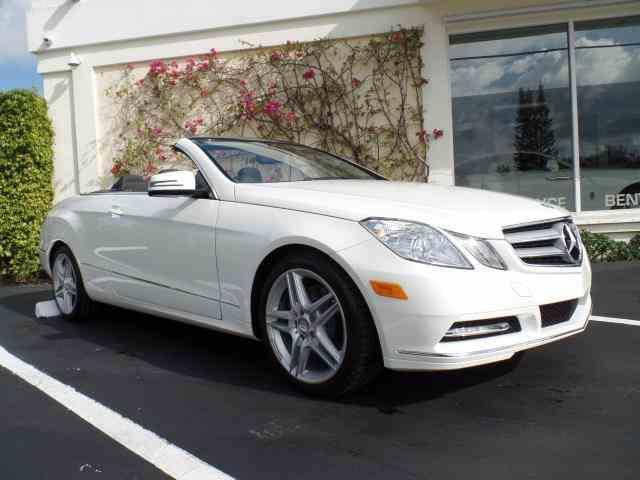 2013 Mercedes-Benz E350   946809