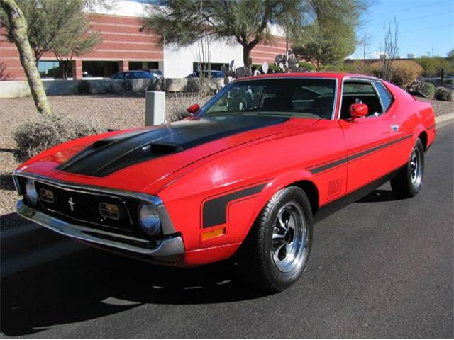 1971 Ford Mustang | 946820