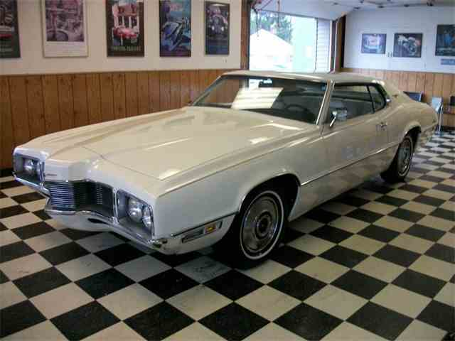 1970 Ford Thunderbird | 946826