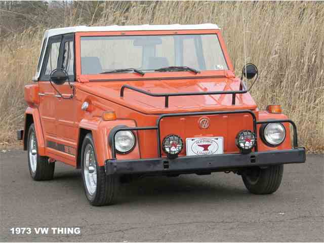 1973 Volkswagen Thing | 946847