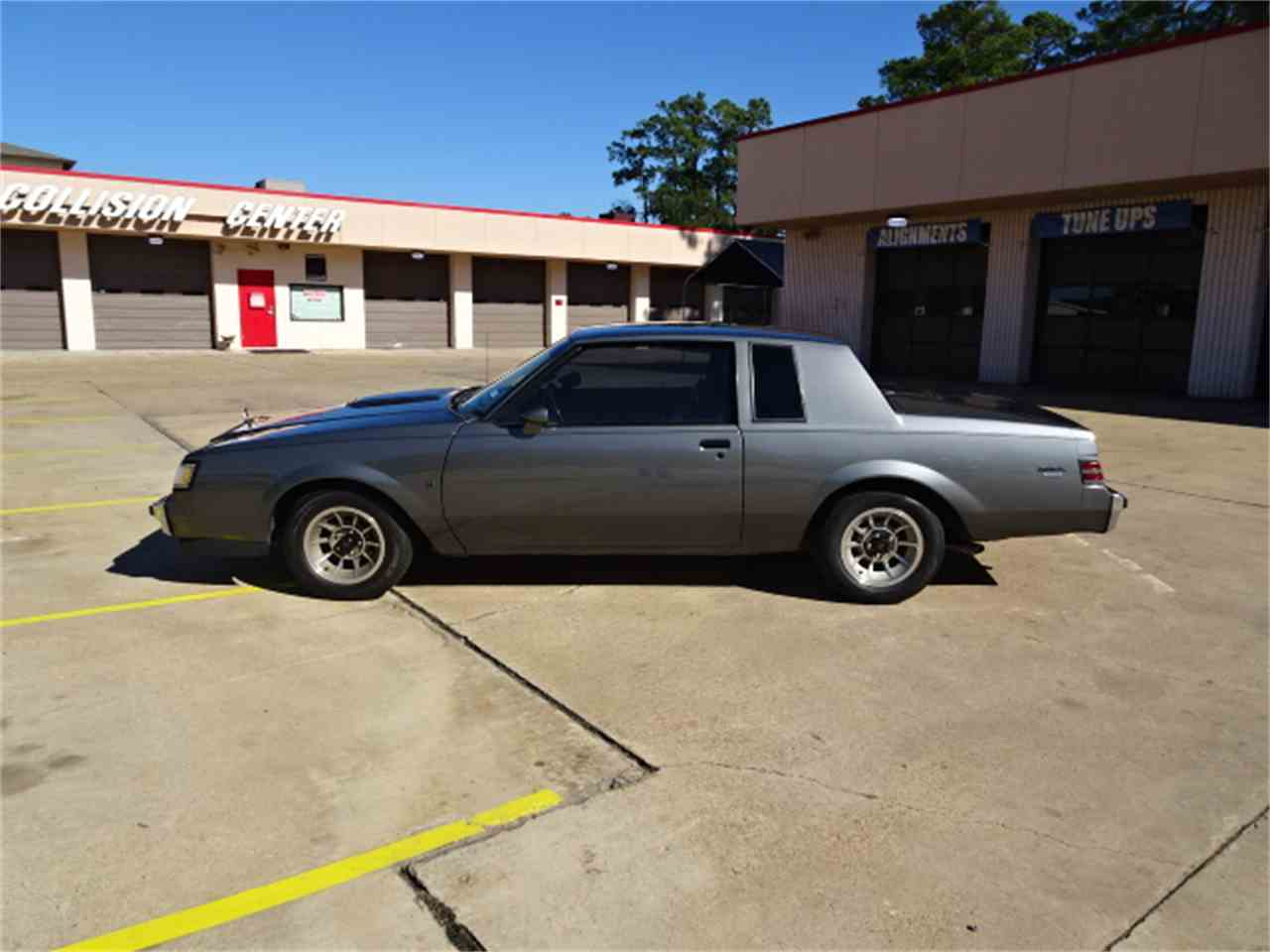 1987 Buick Regal T Type For Sale Classiccars Com Cc 946857